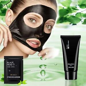 PILATIEN Charcoal Blackhead Remover Peel Off Facial Cleaning Black Face Mask