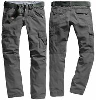 Timezone Men's Cargo Pants 26 10035 Roger Regular Fit Slim