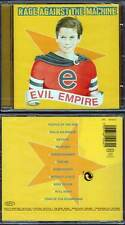 "RAGE AGAINST THE MACHINE ""Evil Empire"" (CD) 1996 NEUF"