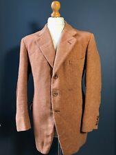Vintage bespoke 1930's tweed size 42 short