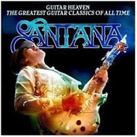 SANTANA Guitar Heaven Greatest Guitar Classics Of All Time (Gold Series) CD NEW
