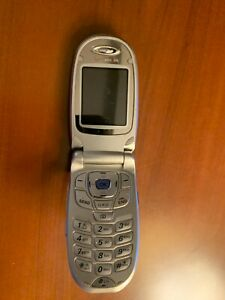LG VX6100 - Silver (Verizon) Cellular Phone !! For Parts Only !!