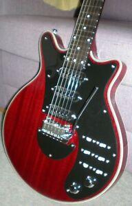 Brian May Red Burns Special Guitar