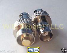 1 x Bnc Female Antenna Adapter for Icom Radio Ad-98Fsc Ic-F12 Ic-M21 M32 M2A Usa