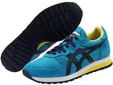 NEW Men's 7/Women 9 ASICS ONITSUKA TIGER DL301 OC Runner Sneakers 40 blue/yellow
