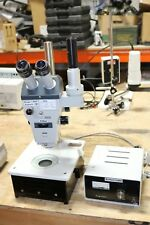 Zeiss Stemi SV-8 Stereomicroscope WITH ILLUMONATOR NICE
