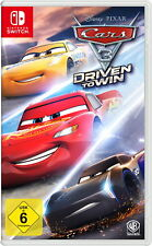 Cars 3: Driven To Win (Sony PlayStation 3, 2017)