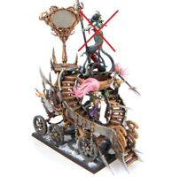 -- BLOODWRACK SHRINE -- cauldron of blood daughters khaine army sigmar warhammer