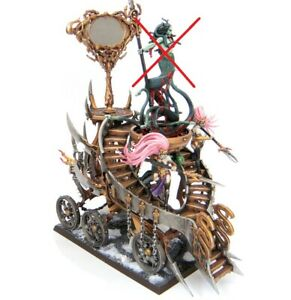 --- BLOODWRACK SHRINE (cut) --- cauldron of blood daughters khaine warhammer AoS