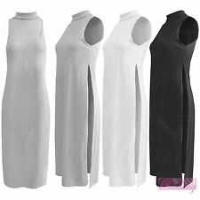 Unbranded Hip Length Sleeveless Other Tops for Women