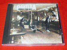 Cowboys From Hell by Pantera (CD, Jul-1990, Atco (USA))
