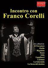 Incontro Con Franco Corelli [New DVD] Mono Sound
