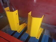 Forklift Rack Frame Protector Guard Pallet Shield Metal Post 16