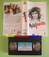 VHS film MALEFEMMENE Mezzogiorno Molina Fernandez MEDUSA 1090102 (F32) no dvd