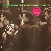 THE SMITHS // The World Won't Listen // NEW DOUBLE RECORD LP VINYL