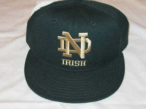 Notre Dame Fighting Irish fitted vintage cap-7-Throwback CLASSIC Lid