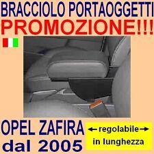 OPEL ZAFIRA B - 2 serie - bracciolo con portaoggetti - facciamo tappeti auto