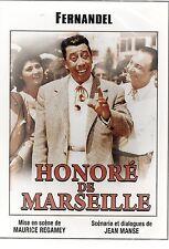 """DVD """"HONORE DE MARSEILLE"""" FERNANDEL    NEUF SANS BLISTER"""