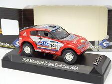 Solido 1/43 - Mitsubishi Pajero Evolution Dakar 2004 Nr.203