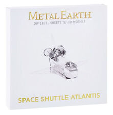 Space Shuttle Atlantis Metal Earth DIY Steel Sheets to 3D Model BNIB