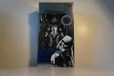HASBRO Star Wars Black Series Carbonized Imperial Stormtrooper