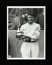 "1924 Walter Johnson ""Presented Loving Cup"" TYPE 1 Original Photo"