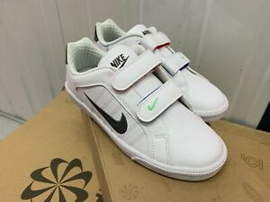 Nike Court Tradition 2 Plus LEATHER UK 2 BOYS EUR 34 NEW BOXED SUMMER SALE !!!