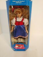 Target Dolls of all Nations Collection 1996 - AUSTRIA