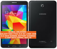 SAMSUNG GALAXY TAB 4 T331 8.0 3G 16gb Quad-Core 8.0 Inch Wifi 3g Android Tablet