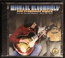 San Francisco Nights Mike Bloomfield CD Live 1977