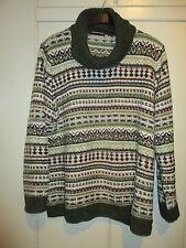 C&A Damen-Pullover & -Strickware aus Acryl mit Rollkragen