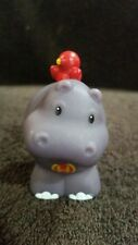 "Fisher Price Little People Alphabet Zoo ""H"" Hippo Replacement"
