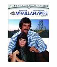 McMillan & Wife - Season One DVD Rock Hudson, Susan Saint James