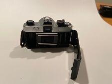35mm Film Fujica STX-1 missing Bottom Plate Works Fine w/ 55 mm Fuji Lens