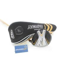 MD Golf Supertstrong ST 15 Degree Fairway 3 Wood / Regular Shaft UST Mamiya P...