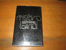 Julian Barnes METROLAND 1st Edition in jacket