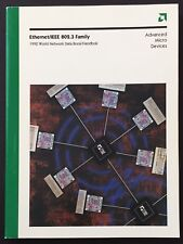 Advanced Micro Devices (Amd) - Ethernet / Ieee 802.3 Family Data Book (1992)