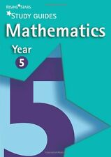 Rising Stars Study Guides: Maths Years 5 (Rising Stars Study Guides Series),var