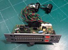 Vu Meter / Vu metre / Vumetre / Vumeter stereo pour console Mitec