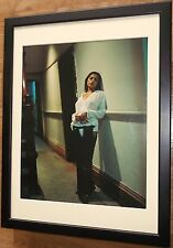 Iconic wall art -12x16'' frame, Sarita Choudhury print, Movie Star Photo Still