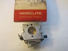 NEW Genuine Homelite Carburetor A-93938 Chainsaw LOTS More Listed LG3