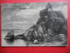 PORT-BLANC  :  Le Rocher de la Sentinelle.
