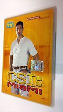 CSI: Miami. DVD Serie Televisiva Stagione 2 Volume 5 - Episodi 4