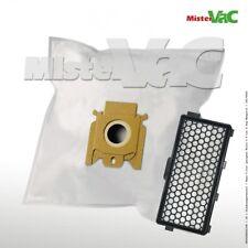 30 x Staubsaugerbeutel + Hepa Filter geeignet Miele S 5 EcoLine green