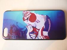Case Cover Black Plastic Iphone 5C Carey Price Montreal Canadiens NHL