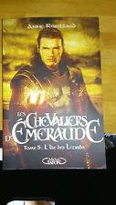 Anne Robillard - Les Chevaliers d'Emeraude T05 L'Ile des Lézards