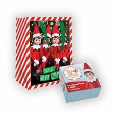 Elf on The Shelf Christmas Gifting Bundle, Gift Bag and Multipack of Christmas C