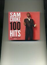 SAM COOKE - 100 HITS - 4 CDS - NEW!!