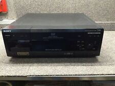 Sony DVP-CX860 DVD Player NO REMOTE FREE SHIPPING!!