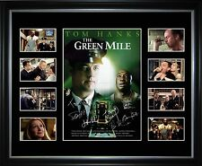 The Green Mile Limited Edition Framed Memorabilia